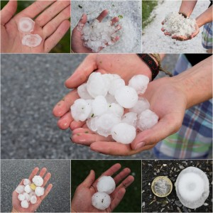 Hail damage to your business